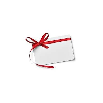 Chèque cadeau 10.000 francs
