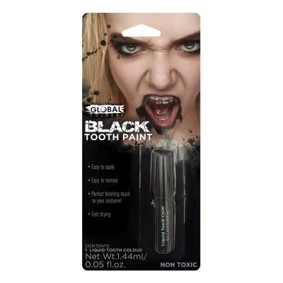 Peinture pour dents - noir
