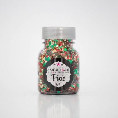 Paillettes Pixie - Joyeux Noel
