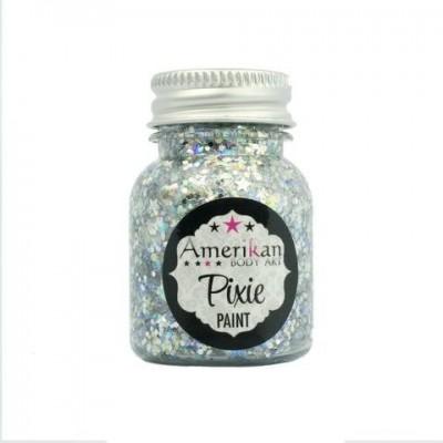Paillettes Pixie - Argent