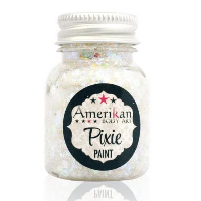 Paillettes Pixie - Blanc