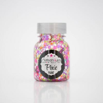 Paillettes Pixie - Flashy fluo